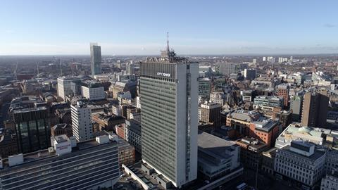 City Tower Manchester